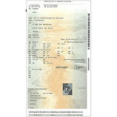 carte grise véhicule importé Carte Grise Import.fr   Démarches de Carte Grise par internet